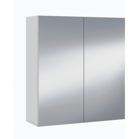 Armario  espejo Camerino baño 60x60 cm