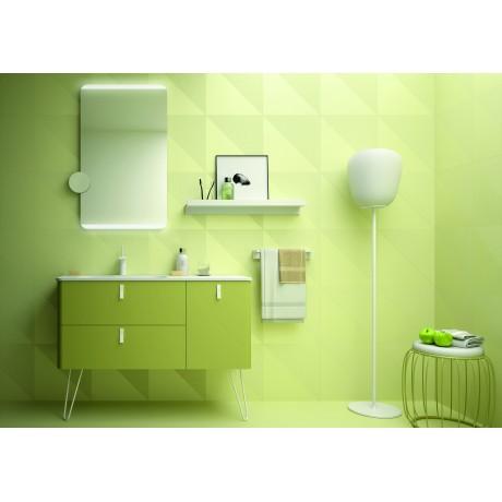 Mueble de baño y lavabo 90 cm